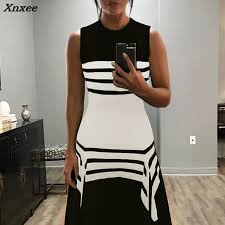 <b>2018 Summer</b> Women Elegant Boho Tunic Party Dress Female ...