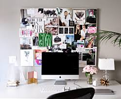 pin board for office. amazing office design with gray walls linen pin board for