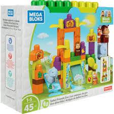 <b>Игровой набор Mega</b> Bloks Зоопарк Сафари, 45 дет., артикул ...