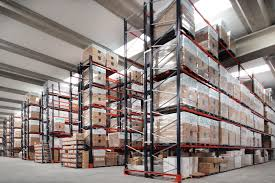 consolidated supply we take pride in doing ordinary things indoor warehouse