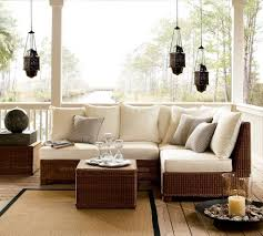 patio furniture sectional ideas:  front porch furniture design ideas garden