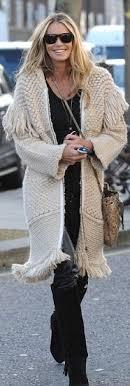 <b>Stefanel</b> fringe knit <b>cardigan</b> | 3B - cardigans, jackets, boleros, coats ...