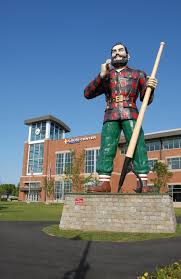 bangor s paul bunyan carelessly overlooked in new york times essay bdn file photo