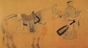 Resultado de imagen de pintura china dinastía tang