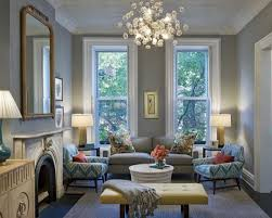 living room ideas grey small interior:  impressive design living room decor ideas with cream sofa and blue gray arm chair also white exciting small