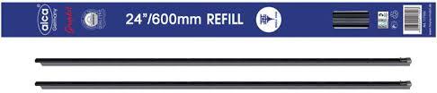 """<b>Резинка для щеток</b> """"Alca"""", 60 см, 2 шт — купить в интернет ..."""