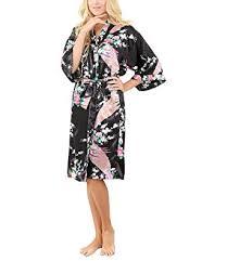 La Dearchuu <b>Summer</b> Dressing Gowns for <b>Women</b> UK Size 4-22 ...