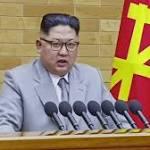 Nordkorea: Kim Jong Un droht in Neujahrsansprache mit Atomwaffen-Knopf