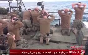 Image result for sailors taken hostage