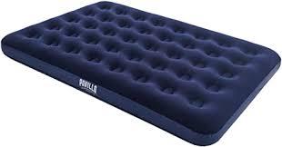 <b>Bestway Comfort</b> Quest Flocked Double Air Bed - Blue, 75 x 54 x 8.5 ...