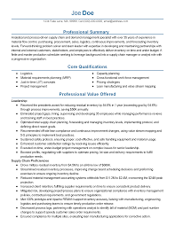 professional supply chain management templates to showcase your resume templates supply chain management