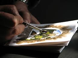 <b>Watercolor painting</b> - Wikipedia