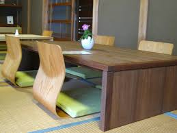 Japanese Dining Room Table Modern Japanese Dining Table Homey Pinterest Modern Tables