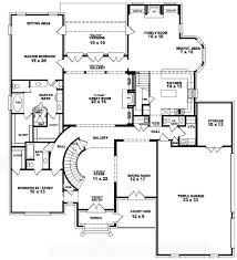 Affordable Bedroom Bath House Plan Design House for    Two story bedroom bath french style house plan House Plans for Bedroom