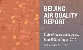 NEW! Beijing air quality report: State of the Air from 2008 to August ...