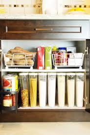 photos kitchen cabinet organization: organize kitchen cabinets and drawers chrome organizing