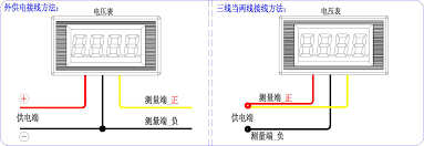 voltmeter wiring diagram wiring diagram and hernes voltmeter wiring diagram auto schematic