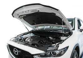 <b>Упоры капота Rival</b> — Mazda CX-5, 2.5 л., 2018 года на DRIVE2