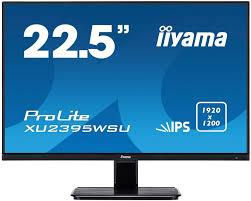 "Купить <b>Монитор IIYAMA</b> ProLite <b>XU2395WSU</b>-<b>B1</b> 22.5"", черный в ..."