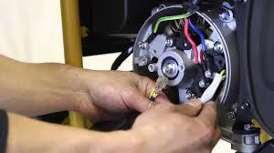 How to Change your <b>Generator's Voltage</b> Regulator (<b>AVR</b>) - YouTube