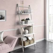 <b>White Ladder Shelving</b> | Wayfair.co.uk
