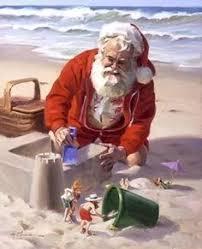 11 Best Sunny Christmas images | <b>Beach</b> christmas, Coastal ...