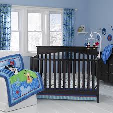 mickey mouse best friends 3 piece crib bedding set disney baby baby mickey crib set design