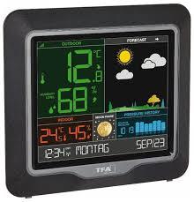 <b>Метеостанция TFA</b> 35.1150.01 — купить по выгодной цене на ...