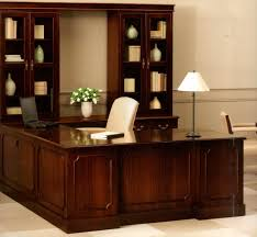 fetching furniture for home office design with various l shaped home office desks excellent image cherry wood home office