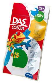 Купить <b>Масса для лепки Das</b> зеленая, 150 г (387404) по низкой ...