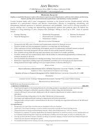 analyst resume examples and  seangarrette co  business resume sample format    analyst resume examples