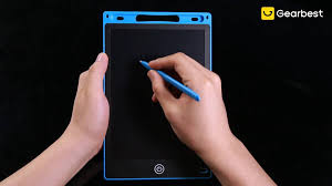 <b>Gocomma 8.5 inch LCD</b> Drawing Tablet for Children