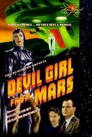 <b>Devil Girl</b> from Mars (1955) - Rotten Tomatoes