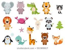 Буквы С Животными Images, Stock Photos & Vectors   Shutterstock
