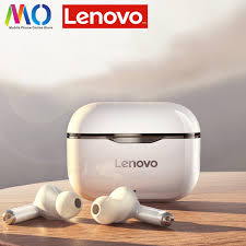 <b>Lenovo LP1 TWS Earphone</b> Bluetooth 5.0 Wireless <b>Headset</b> ...