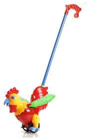 Каталка-<b>игрушка</b> Play <b>Smart</b> Петух (1201 / Н56022) со звуковыми ...