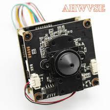 AHWVE Mini <b>POE</b> IP Camera <b>module Board with</b> IRCUT DIY CCTV ...