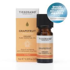 Grapefruit <b>Organic Pure Essential Oil</b> 9ml - Tisserand Aromatherapy
