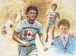 Image result for terry fox clip art