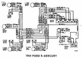 1953 mercury wiring diagram all wiring diagrams baudetails info 1964 ford falcon tail light wiring diagram nodasystech com