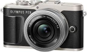 Беззеркальный <b>фотоаппарат Olympus E</b>-<b>PL9</b> Pancake Zoom Kit ...