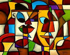 Images & Illustrations of cubist
