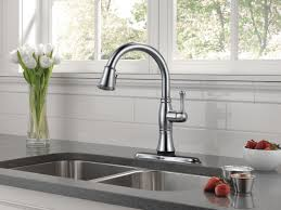 Delta Touch Kitchen Faucet Cassidy Kitchen Collection