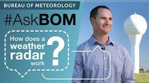 AskBOM: How does a weather radar work? - YouTube