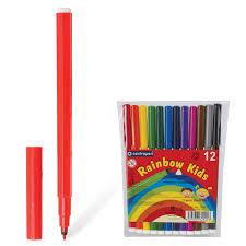 "Купить <b>Фломастеры CENTROPEN</b> ""<b>Rainbow Kids</b>"", 12 цветов ..."
