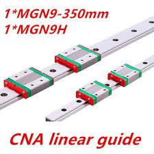 9mm <b>Linear</b> Guide MGN9 350mm <b>linear</b> rail way + MGN9H Long ...