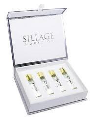 <b>House of Sillage</b> - Gold 4-Piece Nouez Moi Travel Spray Refill <b>Set</b> ...