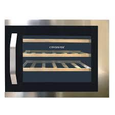 <b>Винный шкаф встраиваемый Cavanova</b> CV024KT - купить по ...