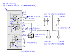 how to connect a 11 pin flasher relay so that turn signal dash 4 Pin Flasher Relay Wiring Diagram components and connections for hazard flasher flasher relay bosch 0 335 210 250 3 pin flasher relay wiring diagram