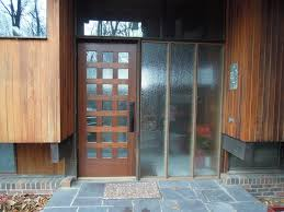 Modern Glass Exterior Doors Entry Door Modern Entry Door Designs - Black window frames for new modern exterior